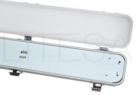 LED Feuchtraumleuchte LUNO
